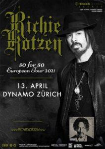Richie Kotzen - Dynamo Zürich 2021