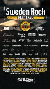 Sweden Rock Festival 2020