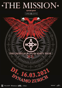 The Mission - Dynamo Zürich 2021 (Plakat - neu)