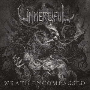 Unmerciful – Wrath Encompassed (CD Cover Artwork)