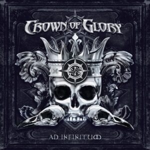 Crown of Glory - Ad Infinitum (CD Cover Artwork)