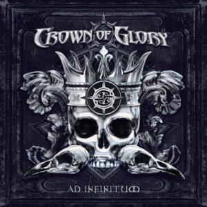 Crown of Glory - Ad Infinitum (CD Cover Artwork)