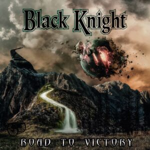 Black Knight - Road To Victory (CD Cover Artwork)