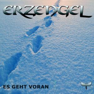 Erzengel - Es Geht Voran (CD Cover Artwork)