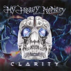 My Heavy Memory - Clarity (CD Cover Artwork)