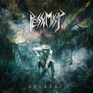 Pessimist - Holdout (CD Cover Artwork)
