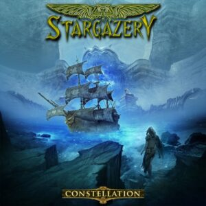 Stargazery - Constellation (CD Cover Artwork)