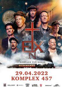 In Extremo - Komplex 457 Zürich 2022 (neues Datum)