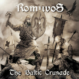 Romuvos - The Baltic Crusade (CD Cover Artwork)