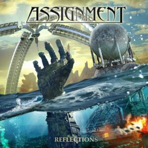 Assignment Reflections (Cover Artwork)