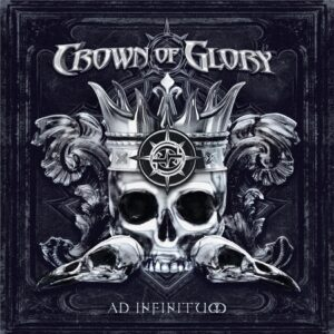 Crown Of Glory - Ad Infinitum (Cover Artwork)