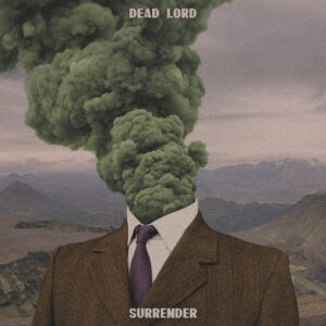 Dead Lord - Surrender (CD Cover Artwork)