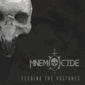 Mnemocide Feeding The Vultures (Cover Artwork)