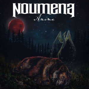 Noumena – Anima (CD Cover Artwork)
