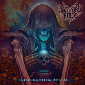 Ossuary Anex – Obscurantism Apogee (CD Cover Artwork)