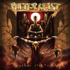 Poltergeist – Feather Of Truth (Cover Artwork)