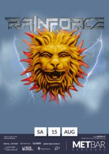 Rainforce - Met-Bar Lenzburg 2020 (Flyer)