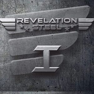 Revelation Steel - I (Cover Artwork)