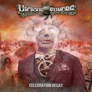 Vicious Rumors - Celebration Decay (Cover Artwork)