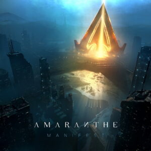 Amaranthe - Manifest (CD-Cover-Artwork)