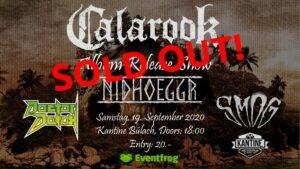 Calarook - Kantine Bülach 2020