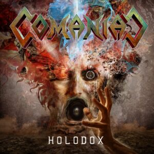 Comaniac - Holodox (Cover Artwork)