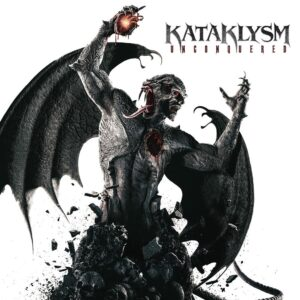 Kataklysm – Unconquered (CD Cover Artwork)