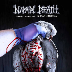 Napalm Death – Throes Of Joy In The Jaws Of Defeatism (Cover Artwork)