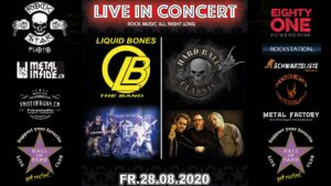 Rocknight - Liquid Bones - Hall of Fame Wetzikon 2020