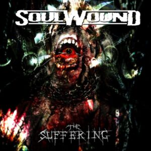 Soulwound – The Suffering (Cover Artwork)