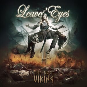Leaves' Eyes - The Last Viking (Cover Artwork)