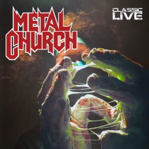 Metal Church - Classic Live (Cover Artwork)