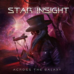 Star Insight – Across The Galaxy (Cover Artwork)