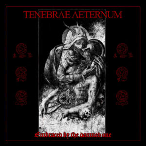 Tenebrae Aeternum – Embraced By The Damned One (Cover Artwork)