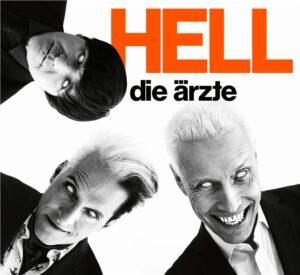 die ärzte - HELL (CD Cover Artwork)