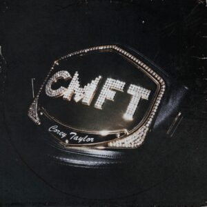 Corey Taylor - CMFT (Cover Artwork)