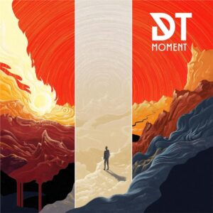 Dark Tranquillity - Moment (Cover Artwork)