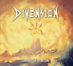 Divension – Conquer The Dying Sun (Cover Artwork)