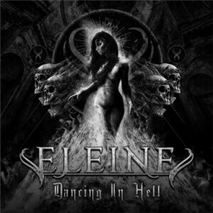 ELEINE - Dancing In Hell (CD Cover Artwork Black)