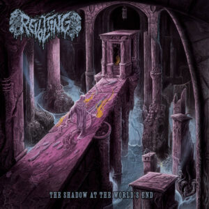Revolting – The Shadow At The World's End (Cover Artwork)
