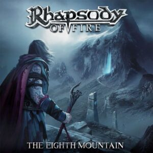 Rhapsody of Fire - The Eighth Mountain (Cover Artwork)
