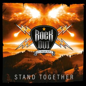 Rock Out - Stand Together (Cover Artwork)