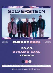 Silverstein - Dynamo Zürich 2021