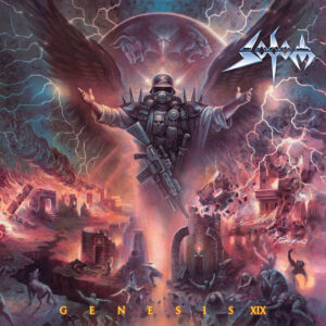 Sodom - Genesis XIX (Cover Artwork)