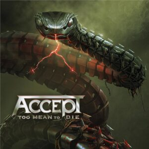 Accept - Too Mean To Die (Cover Artwork)