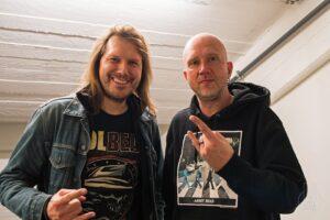 Metalinside.ch - Volbeat - John mit pam 2020 - Foto Kaufi