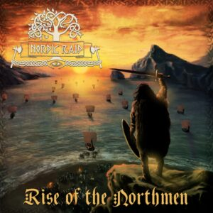 Nordic Raid – Rise Of The Northmen (Cover Artwork)