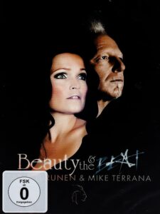 Tarja Turunen & Mike Terrana - Beauty And The Beat (DVD Cover Artwork)