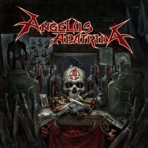 Angelus Apatrida – Angelus Apatrida (CD Cover Artwork)