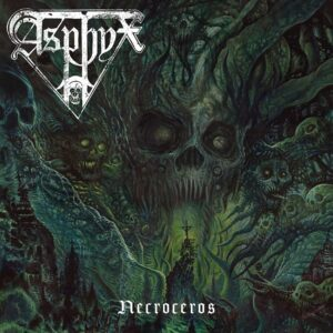 Asphyx - Necroceros (Cover Artwork)
